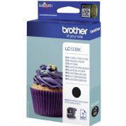 Brother LC 123BK Ink Cartridge - Black